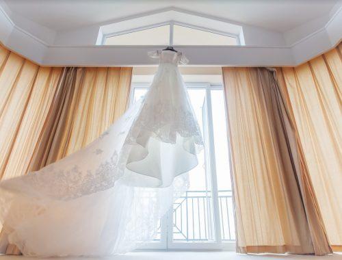 Bruidsmode de Sluier